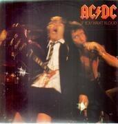 LP - AC/DC - If You Want Blood You've Got It - Ltd.
