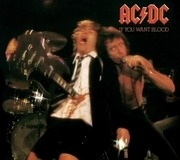 LP - AC/DC - If You Want Blood You've Got It