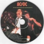CD - AC/DC - If You Want Blood You've Got It - Digipak