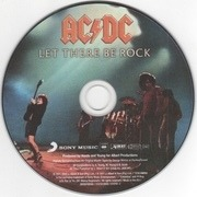 CD - AC/DC - Let There Be Rock - Digipak