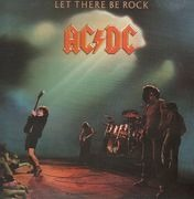 LP - AC/DC - Let There Be Rock - NO BARCODE