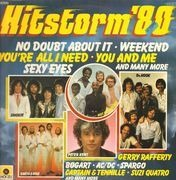 LP - AC/DC, Dexy's Midnight Runners, a.o. - Hitstorm '80