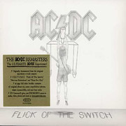 CD - AC/DC - Flick Of The Switch - Digipak