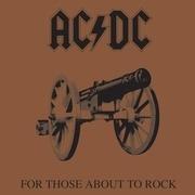 LP - AC/DC - For Those About To Rock (We Salute You) - .. TO ROCK WE SALUTE YOU / 180GR.
