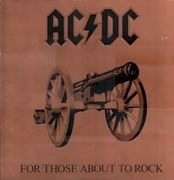 LP - AC/DC - For Those About To Rock We Salute You