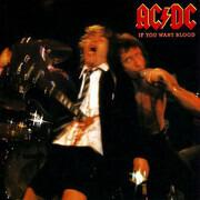 LP - AC/DC - If You Want Blood You've Got It - 180 Gram, Still Sealed