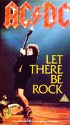 VHS - AC/DC - Let There Be Rock