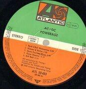 LP - AC/DC - Powerage