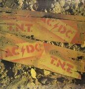 LP - AC/DC - T.N.T. - New Zealand