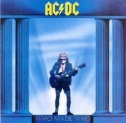 LP - AC/DC - Who Made Who - Still sealed