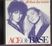 CD Single - Ace Of Base - All That She Wants