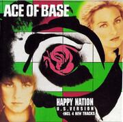 CD - Ace Of Base - Happy Nation (U.S. Version)