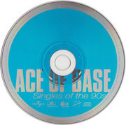 CD - Ace Of Base - Singles Of The 90s