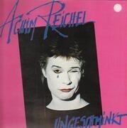 LP - Achim Reichel - Ungeschminkt - Poster + Booklet
