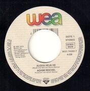 7inch Vinyl Single - Achim Reichel - Aloha Heja He