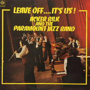LP - Acker Bilk And His Paramount Jazz Band - Leave Off...It's Us!