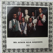 10'' - Acker Bilk And His Paramount Jazz Band - Mr. Acker Bilk Requests