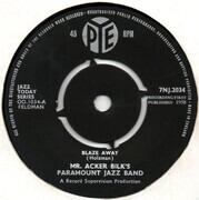 7inch Vinyl Single - Acker Bilk And His Paramount Jazz Band - Blaze Away