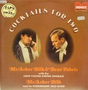 LP - Acker Bilk & Bent Fabric - Cocktails For Two