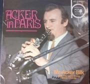 LP - Acker Bilk With The Leon Young String Chorale - Acker In Paris