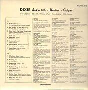 LP - Acker Bilk, Barber, Colyer - Dixie-ABC