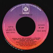 7inch Vinyl Single - Acker Bilk - Aranjuez Mon Amour / Summer Never Came