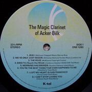 LP - Acker Bilk - The Magic Clarinet Of Acker Bilk
