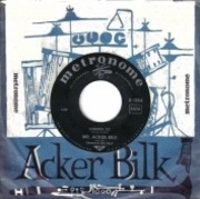 7'' - Acker Bilk And His Paramount Jazz Band - Summer Set