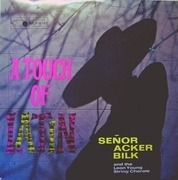 LP - Acker Bilk And The Leon Young String Chorale - A Touch Of Latin