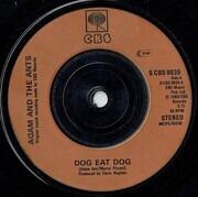 7'' - Adam And The Ants - Dog Eat Dog - Company Sleeve
