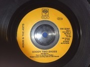 7'' - Adam And The Ants - Goody Two Shoes - Orange Injection Labels
