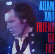 LP - Adam Ant - Friend Or Foe