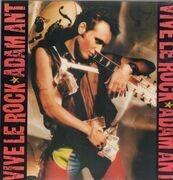 LP - Adam Ant - Vive Le Rock