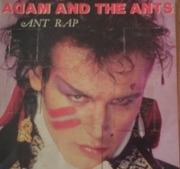 7'' - Adam And The Ants - Ant Rap - Window Sleeve