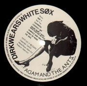LP - Adam And The Ants - Dirk Wears White Sox