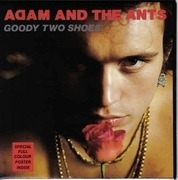 7'' - Adam And The Ants - Goody Two Shoes - Poster