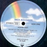 12inch Vinyl Single - Adam Ant - Room At The Top