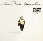 LP - Adrian Belew - Young Lions
