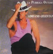 LP - Adriano Celentano - La Pubblica Ottusita
