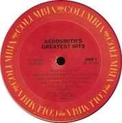 LP - Aerosmith - Aerosmith's Greatest Hits