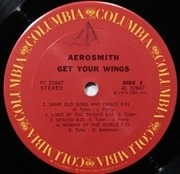LP - Aerosmith - Get Your Wings