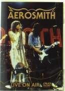 DVD - Aerosmith - Live On Air