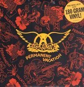 LP - Aerosmith - Permanent Vacation - 180g