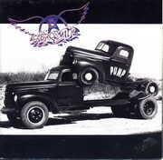 CD - Aerosmith - Pump