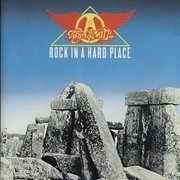 CD - Aerosmith - Rock in a hard place