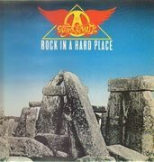 LP - Aerosmith - Rock In A Hard Place
