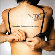 Double CD - Aerosmith - Young Lust: The Aerosmith Anthology