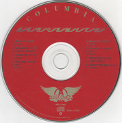 CD - Aerosmith - Aerosmith