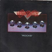 LP - Aerosmith - Rocks