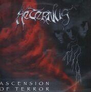 LP - Aeternus - Ascension Of Terror - red vinyl